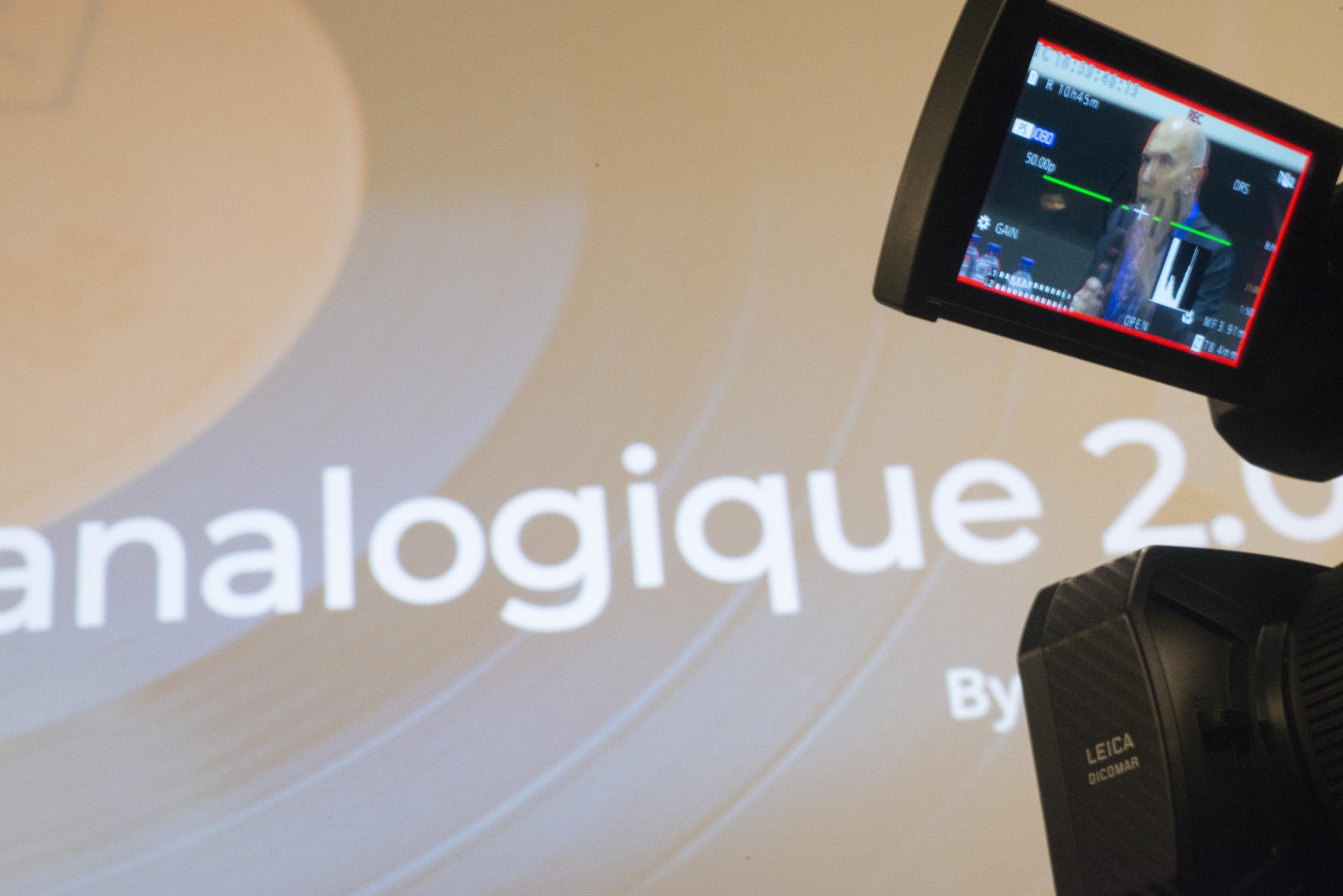 Organisation de l'académie analogique 2.0 de Technocité