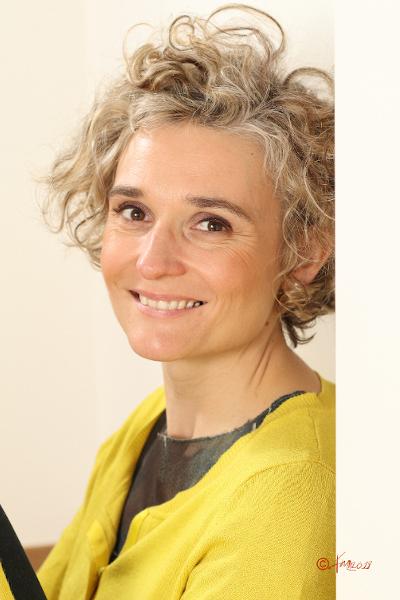 Portrait de Delphine Jenart